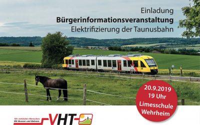 Bürgerinfo in Wehrheim