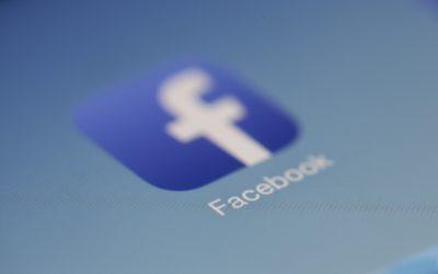 Facebook-Auftritt online